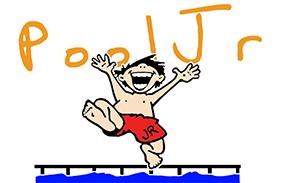 Company Logo For Pool Jr'