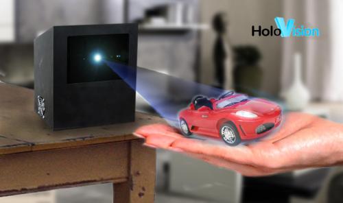 Life Size Hologram'