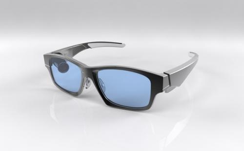 GlassUp eyeglasses'
