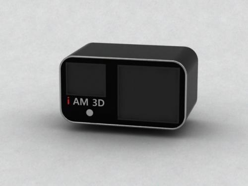 i AM 3D'