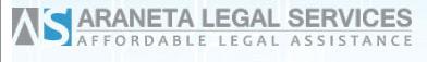 Company Logo For Araneta Legal'