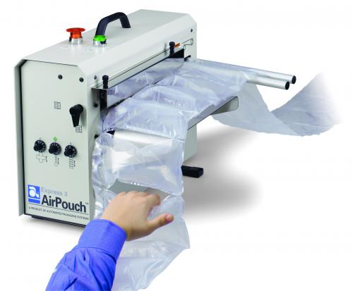 AirPouch air pillows'