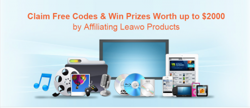 Leawo Summer Affiliate Sales Contest'