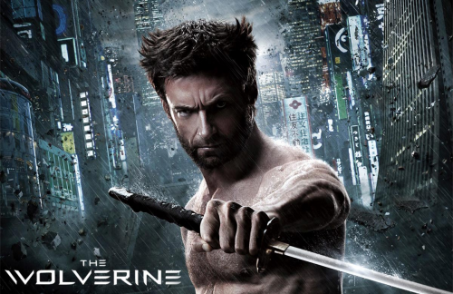 The Wolverine 2013 Poster'