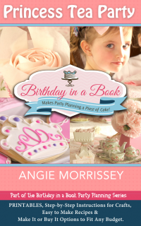 Princess Tea Party Book Cover