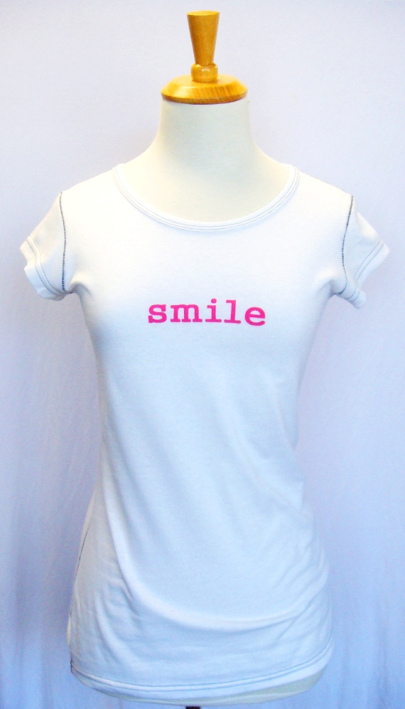 Fundraising Tee Shirt for Operation Smile