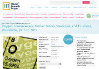Oxygen Concentrators: Market Shares, Strategies, Worldwide