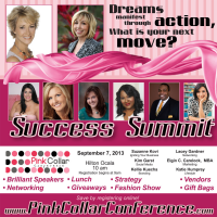 Pink Collar Conference Success Summit