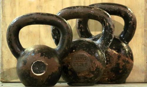 kettlebell workouts'