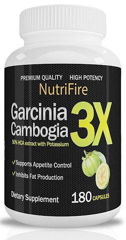 NutriFire Announces A Buy 3 Get 1 Free Promotion For Garcini'