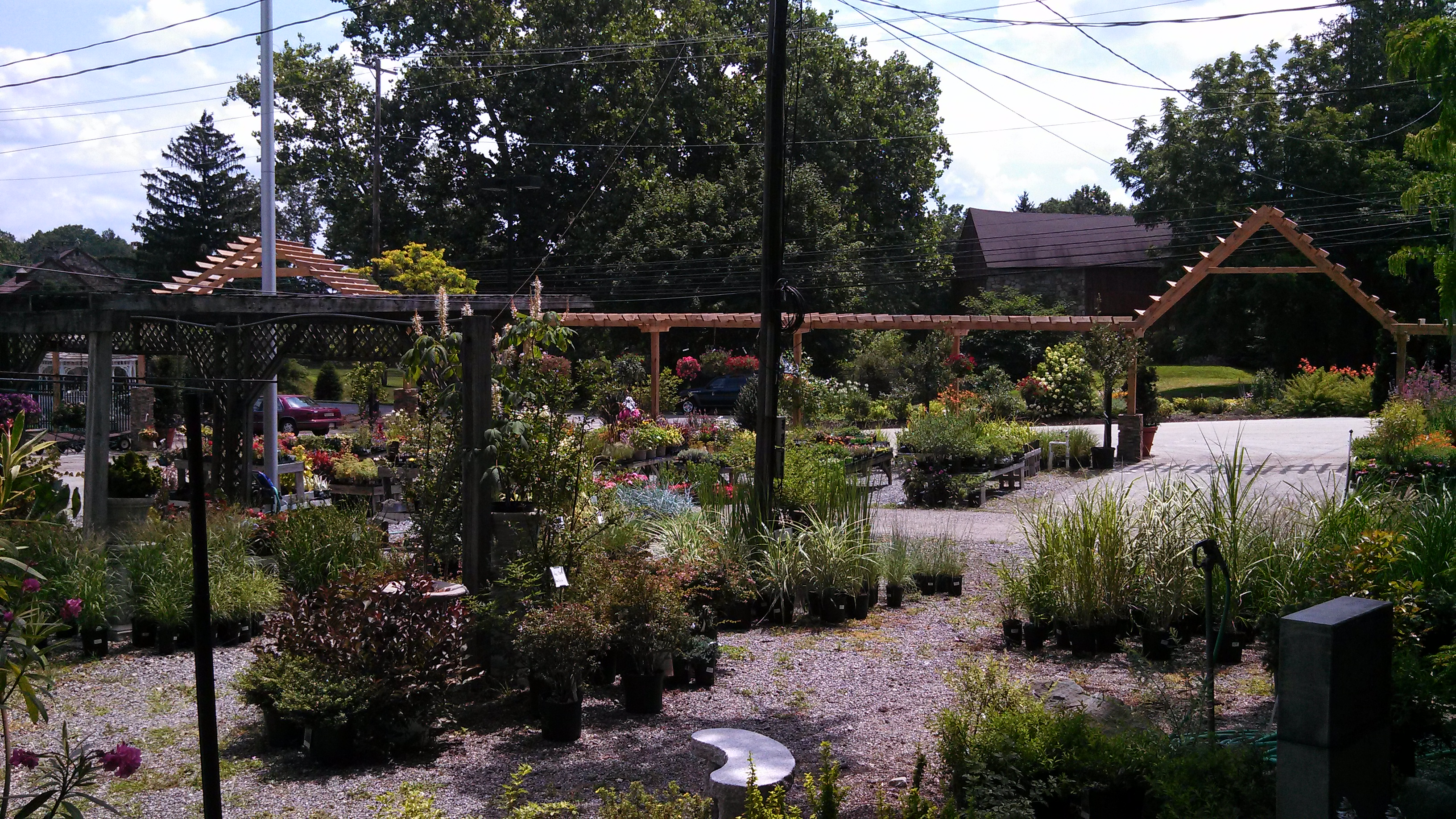 Woodlawn Landscaping & Nursery in Malvern