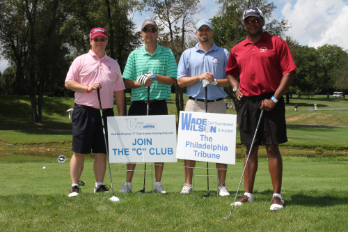 Wade Wilson Golf Tournament - Golfers'