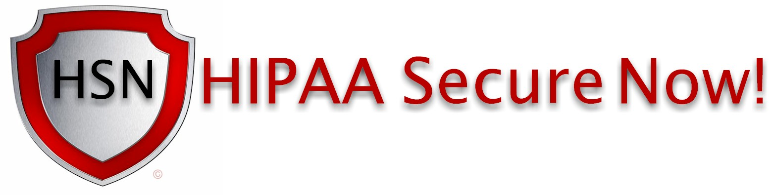 HIPAA Secure Now! Logo