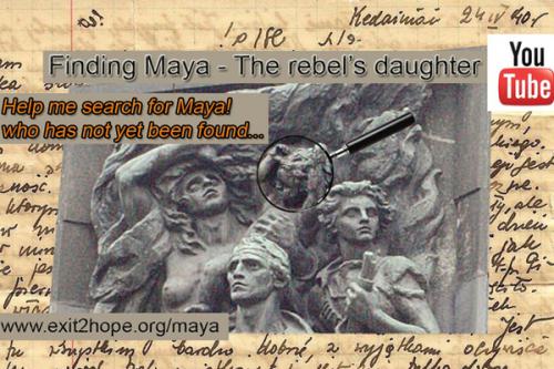 Finding Maya'