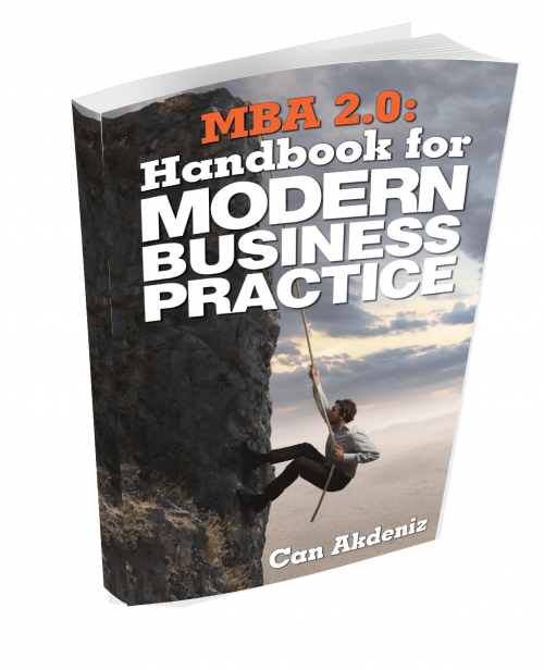 MBA 2.0 Book'
