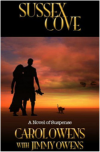 Book Cover of Sussex Cove by Carol Owens with Jimmy Owens