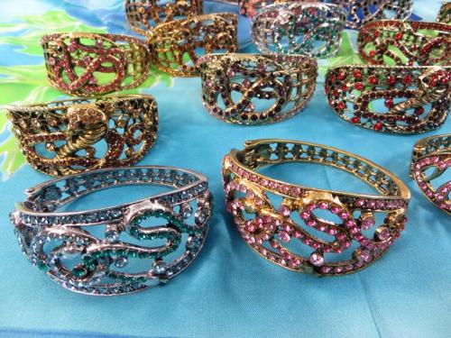wholesale bangles costume jewelry'