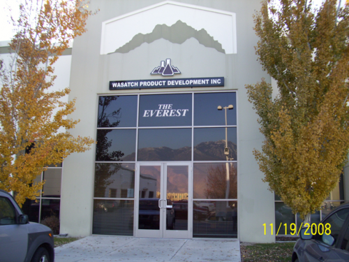 Wasatch Lab Building'