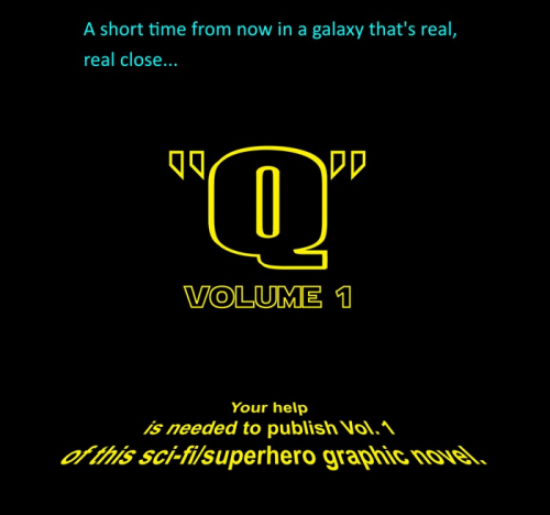 The Q: The Graphic Novel'