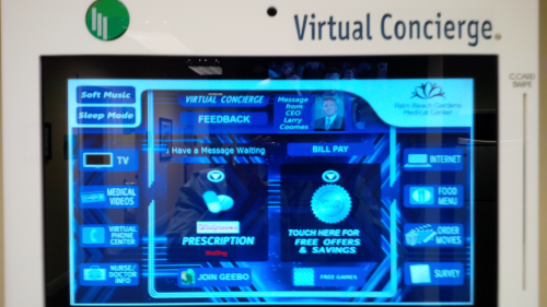 virtual concierge'