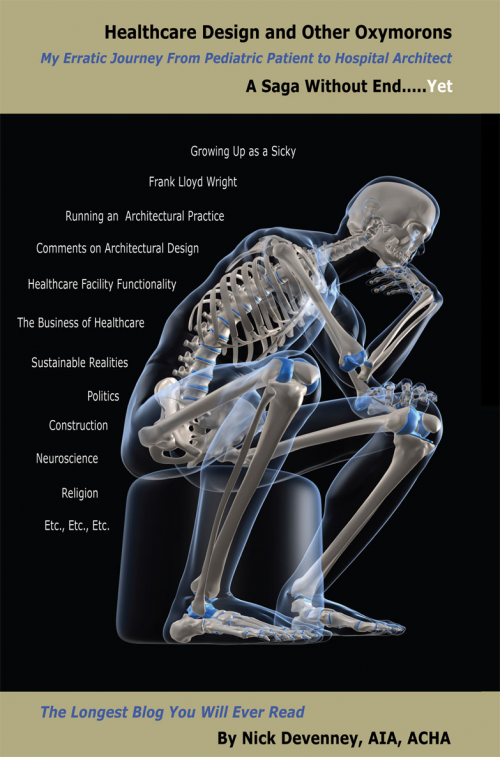 Healthcare Design and other Oxymorans - Cover'