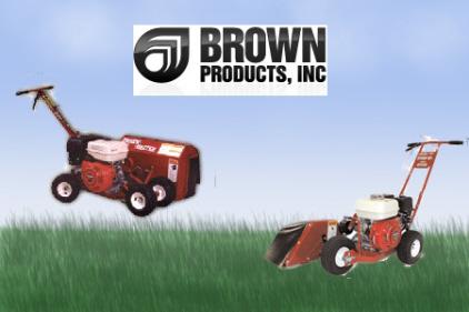Power Equipment Warehouse - Brown Bededger'