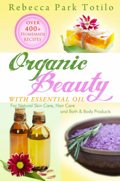 Book Cover of Organic Beauty'