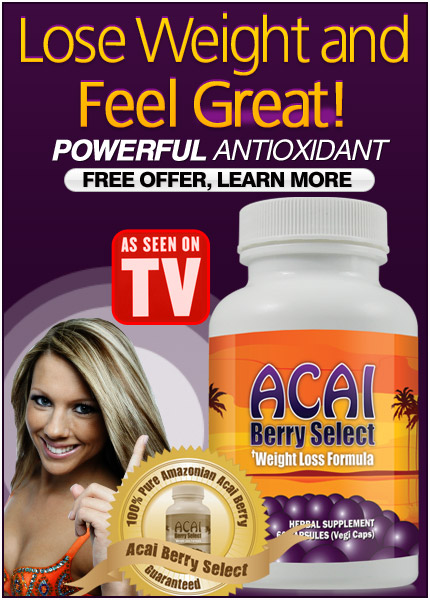 Acai Berry Select Review'