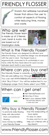 The Friendly Flosser