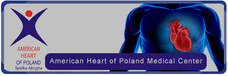 American heart of Poland Banner'