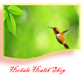 HERBALS HEALTH SHOP Logo