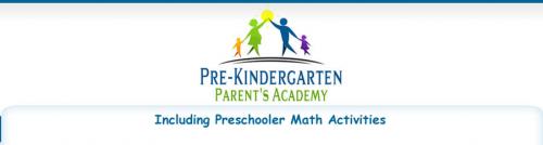 Math Activities for Preschoolers'