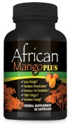 African Mango dietary supplement