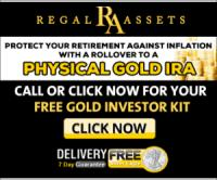 Company Logo For Gold For Retirement'