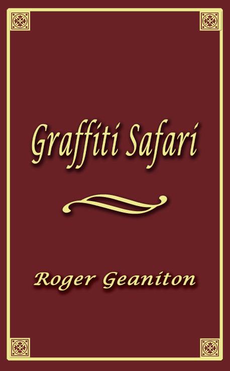 Graffiti Safari Cover'