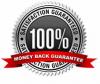 money back guarantee'