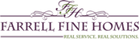 Farrell Fine Homes Logo