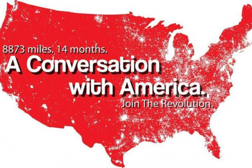 A Conversation with America'