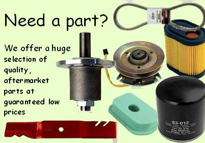 lawnmower parts'