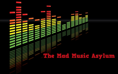 Company Logo For The Mad Music Asylum'