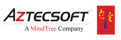 Logo for Aztecsoft Limited.'