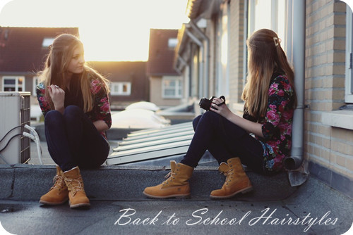 Back to School Hairstyles'