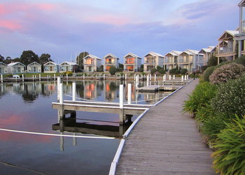 apartments by dusk'