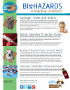 Biohazards in a Hoarding Situation'