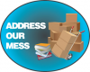 Company Logo For Address Our Mess'