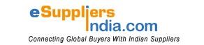 Logo for E Suppliers India'