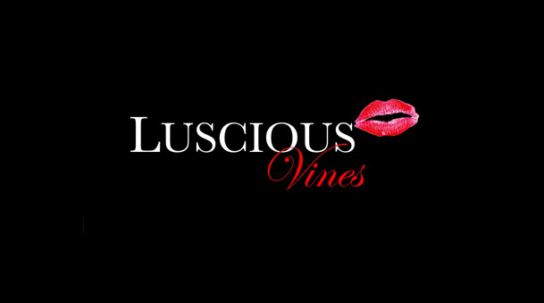 Luscious Vines Wine Logo