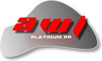 AWJ Platinum PR Logo