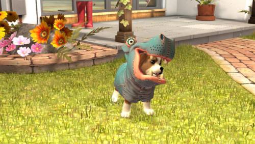 PlayStation Vita Pets'