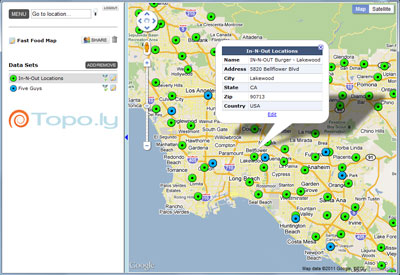 Organize Address Locations Easily